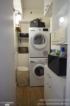 1000 images about buanderie belle et pratique on - Armoire rangement garage pas cher ...