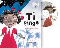 Ti Pinge : un message d'espoir et d'amour adressé aux enfants du monde à qui le respect est refusé. Respect, Albums, Christmas Ornaments, Holiday Decor, Orphan, Love, Children, Woman, Christmas Ornament
