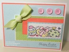 Easter Every Eggs by stampingdietitian - Cards and Paper Crafts at Splitcoaststampers