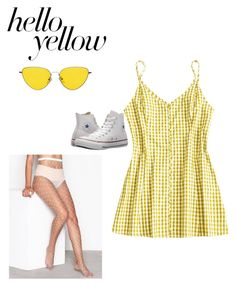 """""""Untitled #24"""" by maylyris on Polyvore featuring Converse"""