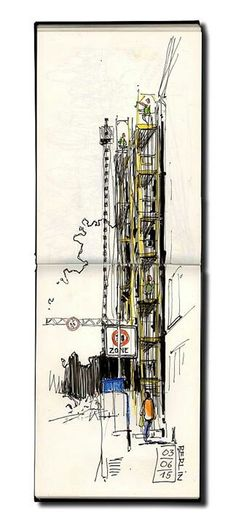 Jens Huebner - Baustelle, Berlin-Pankow