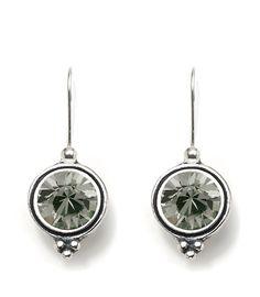 black diamond swarovski crystal earrings - Miglio original Designer Jewellery, Designer Earrings, Jewelry Design, Independent Consultant, Swarovski Crystal Earrings, Black Diamond, Silver Jewelry, Sparkle, Nude