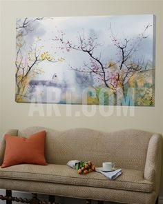 Lovers at Chi Tou Loft Art by Chi Wen at Art.com