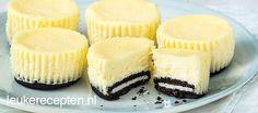 Twee heerlijke dingen samen gecombineerd in een muffinvorm: Oreo koekjes en…