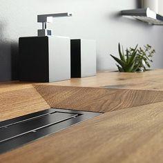 Formen & Größen der Waschtische aus Holz Bathroom Design Inspiration, Contemporary Bathrooms, Keep It Cleaner, New Homes, Woodworking, Cleaning, Interior Design, Sinks, Furniture Ideas