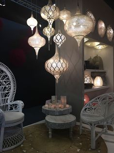 My favorites at Maison & Objet 2018 # 1 - . - My favorites at Maison & Objet 2018 # 1 - Morrocan Decor, Moroccan Lighting, Moroccan Lamp, Moroccan Lanterns, Moroccan Design, Living Room Lighting, Home Lighting, Living Room Decor, Ceiling Lighting