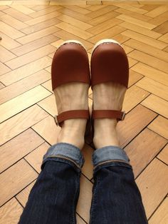 Love clogs from Lotta from Stockholm