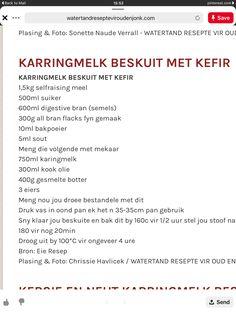 All Bran, Kefir