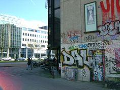 Afbeeldingsresultaat voor street art leiden