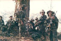 Contra commandos, Nicaragua, 1987