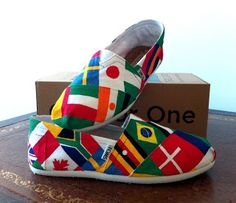 Pick Toms Shoes and take it home immediately.$18.85