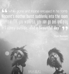 Tim Burton / Vincent Price by ~independentdesigner on deviantART