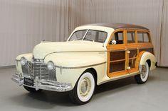 1941 Oldsmobile Series 66 Woodie Wagon - Hyman Ltd. Classic Cars