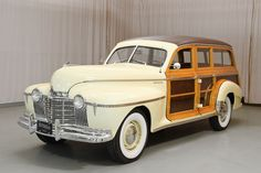 1941 Oldsmobile Series 66 Woodie Wagon - Hyman Ltd. Classic Cars