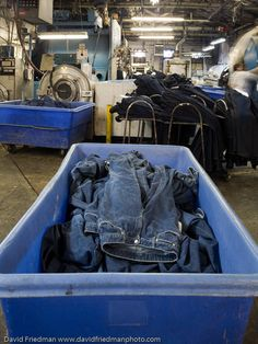 Photo Essay: The Denim Factory - David Friedman Photography: Blog