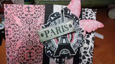 Mini album Paris