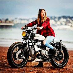 Biker girl                                                       …