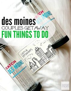"Think that Des Moines is not synonymous with metropolitan? You'd be wrong. Check out the things to do on a couples getaway to Des Moines, IA that will make you think you were transplanted to the ""big city"" with all the ""small town"" niceties."