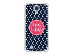 New to TheMonogramLine on Etsy: monogrammed  galaxy s4 case  snap on  design your own (15.95 USD)
