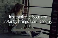 I love you! Ps I Love, Really Love You, Always Love You, Pretty Quotes, Love Me Quotes, Smile Face, I Smile, Photo Quotes, Picture Quotes