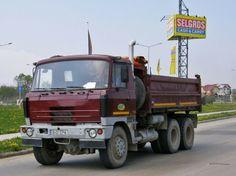 TATRA 815 Old Trucks, Motor Car, Transportation, Vehicles, Eastern Europe, Czech Republic, Cars, Classic, Autos