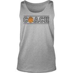 Awesome Basketball Lovers Tee Shirts Gift for you or your family member and your friend: Coach Tee Shirts T-Shirts T Shirt Designs, Funny Shirts, Tee Shirts, Love And Basketball, Basketball Shirts, Frog T Shirts, Tank Top Shirt, Cool Tees, Athletic Tank Tops
