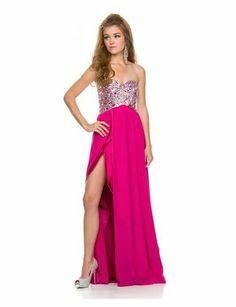 Vestidos largos y sencillos para fiesta