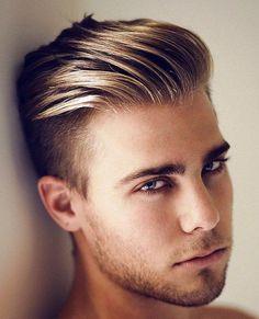 Short Mens Hairstyles Undercut 2015 Highlights