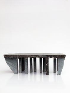 Lex Pott, Stone and Industry, 2009