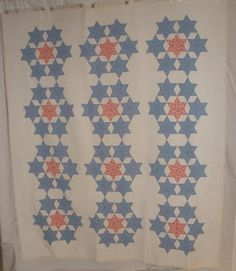 Quilts Etc!: Seven Sisters - Happy 4th of July!!