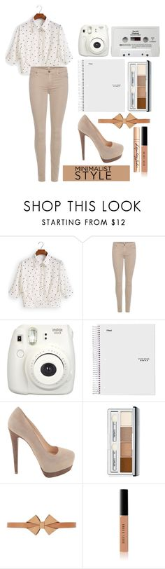 """324324"" by supegirl55 ❤ liked on Polyvore featuring beauty, 7 For All Mankind, Fujifilm, CASSETTE, Prada, Clinique, See by Chloé, Bobbi Brown Cosmetics and Charlotte Tilbury"