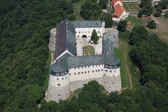 Hrad Červený Kameň Joint Venture, Bratislava, Medieval, Mansions, House Styles, Tourism, Germany, Manor Houses, Villas