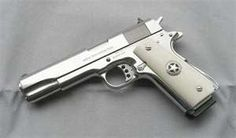 1911 colt 45... I will own this someday!
