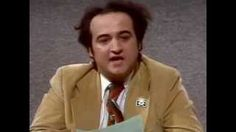 The Luck of the Irish SNL John Belushi