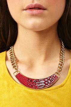 Venom Collar Necklace