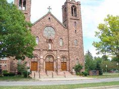 North Main- St. Mary's Church