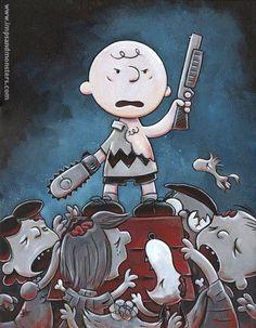 Zombie Peanuts