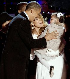 President Obama Meets Mariah Carey's Daughter Monroe: See Cute Picture - Us Weekly