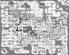 game map - carte de jeux vidéos