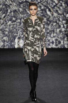 Nicole Miller. Autumn Winter 2014/15 NYFW