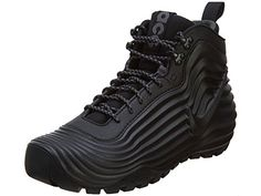 Nike Lunardome 1 One Sneakerboot Black Dark Grey Sz 9 ACG Foamposite for sale online Nike Acg Boots, Gents Shoes, Sneakers Fashion, Shoes Sneakers, Sanuk Shoes, Nike Shoes Outlet, Nike Air Huarache, Duck Boots, Sneaker Boots