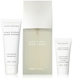 L'Eau D'Issey By Issey Miyake Gift Set For Men Edt Spray 4.2 Oz
