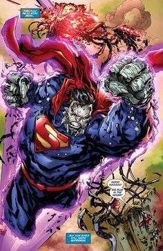 Superman/Doomsday by Jim Lee *
