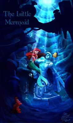 The Little Mermaid by PonzuxPonzu