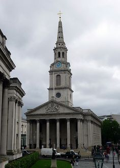 London, England St Martin-in-the-Fields