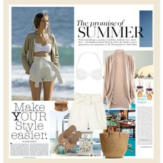 """The Promise Of Summer With @Alex Jones and Ani"" by irishrose1 on Polyvore"