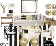 living room accessories orange and brown living room accessories next home living room accessories. Glam Living Room, New Living Room, Living Room Decor, Living Room Inspiration, Home Decor Inspiration, Interiores Art Deco, Living Room Accessories, Gold Accessories, Ideias Diy