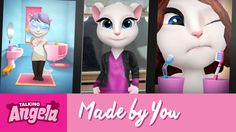 Talking Angela - The First User Video Compilation