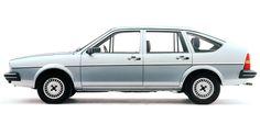 #Volkswagen #Passat B2 Limousine/Variant