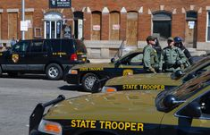 Baltimore Riot - W. Police Cars, Police Officer, Baltimore Riots, State Police, Emergency Vehicles, Fuzz, Ambulance, Sheriff, Law Enforcement